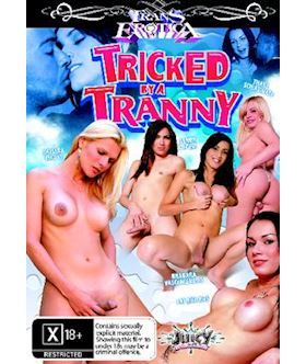 Tricked By A Tranny - DVD