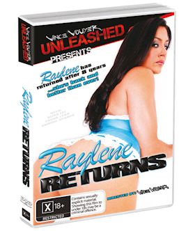Raylene Returns - DVD