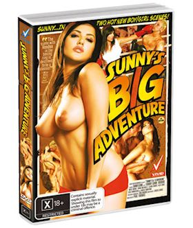 Sunnys Big Adventure - DVD