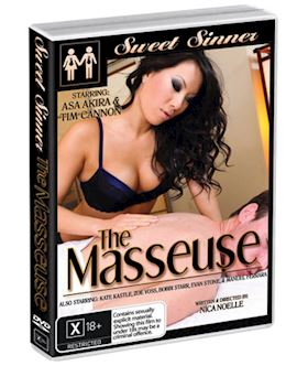 The Masseuse - DVD