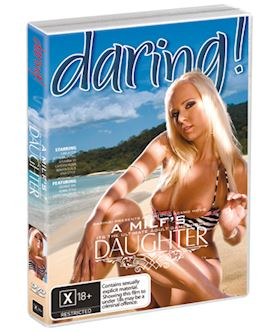 A MILFs Daughter - DVD