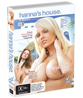 Hannas House - DVD