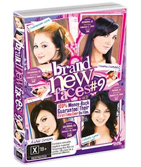 Brand New Faces 9 - DVD