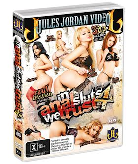 In Anal Sluts We Trust 4 - DVD