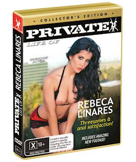 Private Life Of Rebeca Linares (Private Life Of 69) - DVD