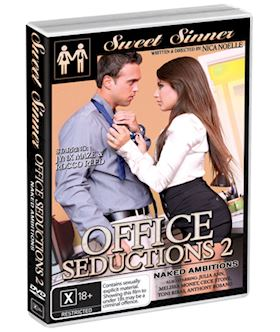 Office Seductions 2 - DVD
