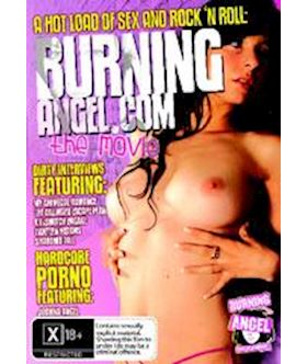 Burning Angel The Movie - DVD