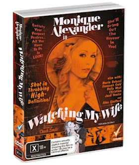 Watching My Wife - DVD