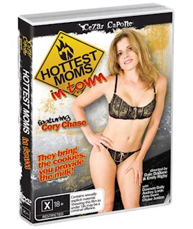 Hottest Moms in Town - DVD