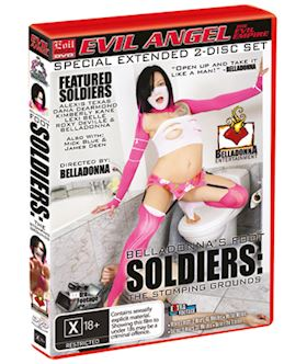 Belladonnas Foot Soldiers - DVD