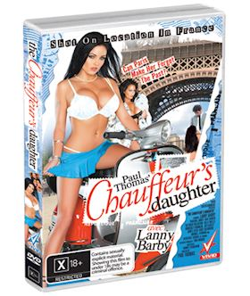 The Chauffeurs Daughter - DVD
