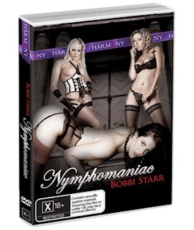 Bobbi Star Nymphomaniac - DVD