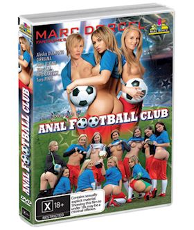 Anal Football Club - DVD