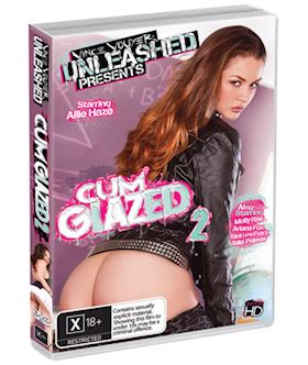 Cum Glazed 2 - DVD