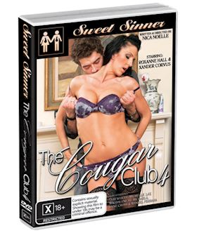 The Cougar Club 4 - DVD