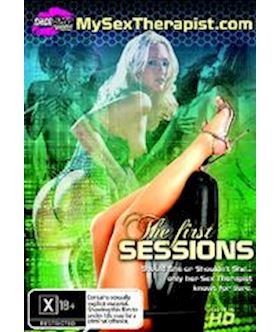 My Sex Therapist The First Sessions - DVD