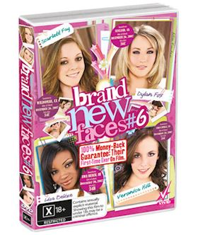 Brand New Faces 6 - DVD