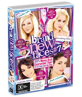 Brand New Faces 7 - DVD