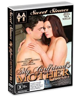 My Girlfriends Mother Volume 2 - DVD
