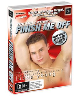Finish Me Off - DVD