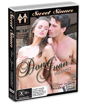 Don Juans Therapist - DVD