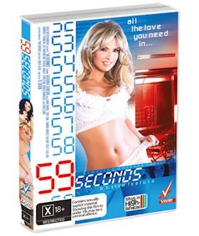 59 Seconds - DVD