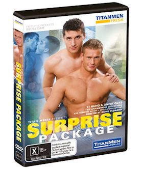 Suprise Package - DVD