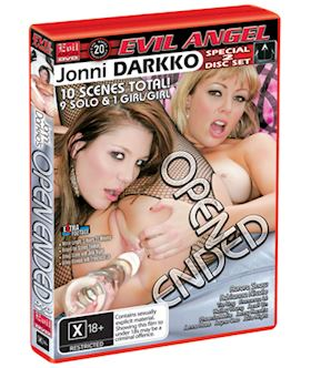 Open Ended - DVD
