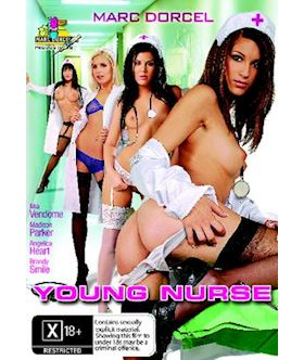 Young Nurse - DVD