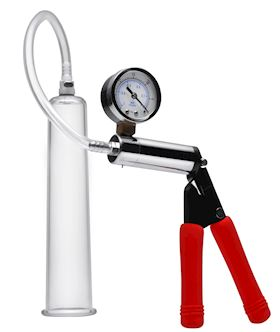 Deluxe Hand Pump Kit with 2 Inch Cylinder