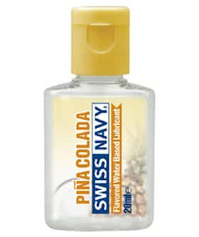 Swiss Navy Pina Colada Lubricant