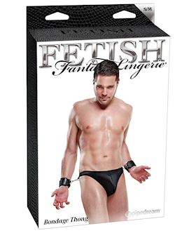 Fetish Fantasy Lingerie Mens Bondage Thong