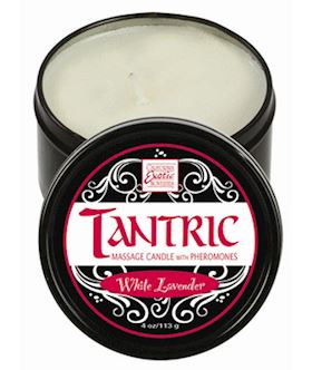 Tantric Soy Candle with Pheromones