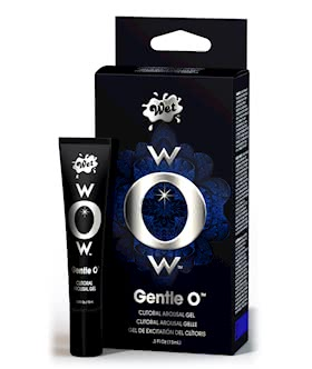 wOw Clitoral Female Arousal Gel - Gentle 0.5oz/14g