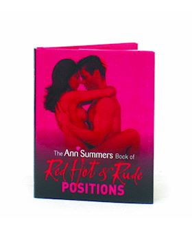 Red Hot and Rude Positions Book