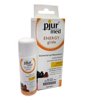 pjur med Energy Glide - 30ml