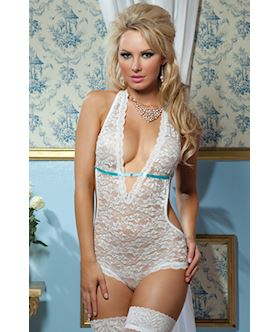 Uptown Lace teddy STM 9153P