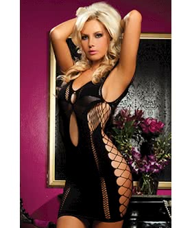 Flirtatious Seamless dress STM 9483P
