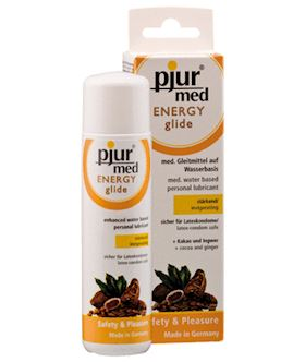 Pjur med ENERGY Glide 3.4oz / 100ml