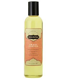 Kama Sutra Aromatic Massage Oil Sweet Almond