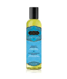 Kama Sutra Aromatic Massage Oil Serenity