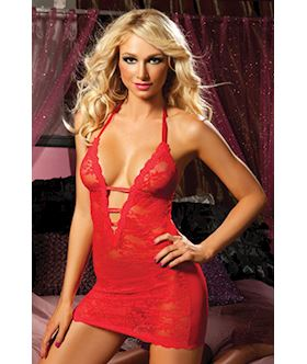 Midnight Affair Lace chemise