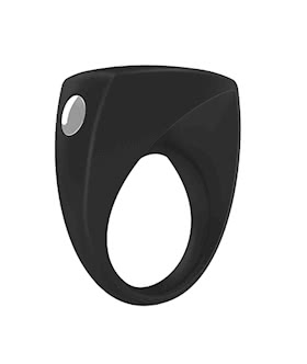 OVO B6 Black Chrome Ring