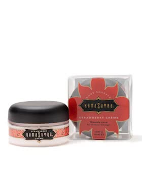 Kama Sutra Body Souffle Strawberry Creme