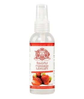 Touche Ice Lubricant Strawberry 80ml