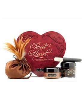 Kama Sutra Sweet Heart Box Chocolate