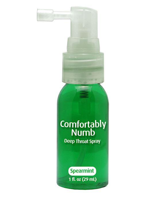 Buy deepthroat spray porn
